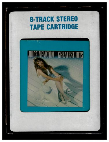 Juice Newton - Juice Newton Greatest Hits And More 1984 CRC A18C 8-TRACK TAPE