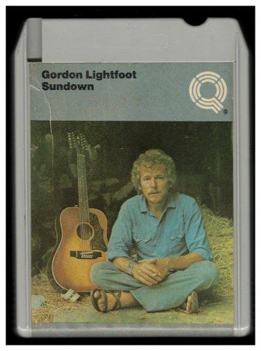 Gordon Lightfoot - Sundown 1973 WB Quadraphonic AC1 8-TRACK TAPE