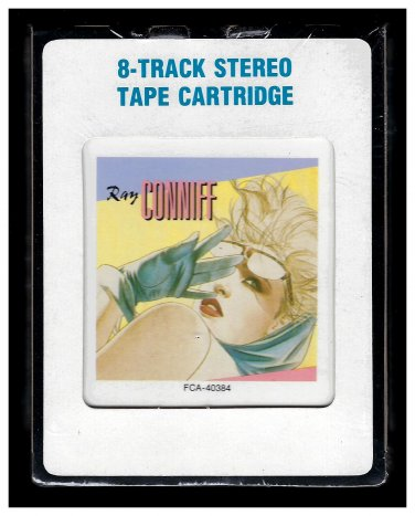 Ray Conniff - Say You, Say Me 1986 CRC Sealed A10 8-TRACK TAPE