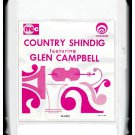 Glen Campbell & Leon Russell - Country Shindig 1965 ITCC HORIZON A23 8-TRACK TAPE