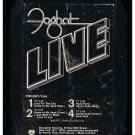 Foghat - LIVE 1977 WB BEARSVILLE A31 8-TRACK TAPE