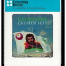 Cat Stevens - Greatest Hits 1972 CRC A&M A31 8-TRACK TAPE