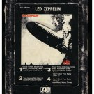Led Zeppelin - Led Zeppelin 1969 Debut ATLANTIC Re-issue A13 8-TRACK TAPE