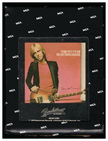 Tom Petty and The Heartbreakers - Damn The Torpedoes 1979 MCA A39 8-TRACK TAPE