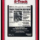 Elvis Presley - The Memphis Record 1987 RCA T3 8-TRACK TAPE