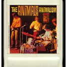 The Animals - Animalism 1966 MGM LEAR AMPEX T8 8-TRACK TAPE