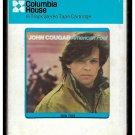 John Cougar Mellencamp - American Fool 1982 CRC POLYGRAM A21C 8-TRACK TAPE