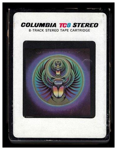 Journey - Captured 1981 CBS A21C 8-TRACK TAPE