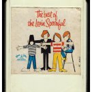 The Lovin' Spoonful - The Best Of The Lovin' Spoonful 1967 AMPEX LEAR KAMASUTRA T6 8-TRACK TAPE
