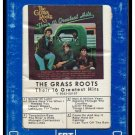 The Grass Roots - Their 16 Greatest Hits 1971 GRT T2 8-TRACK TAPE