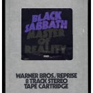 Black Sabbath - Master Of Reality 1971 WB A26 8-TRACK TAPE