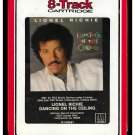 Lionel Richie - Dancing On The Ceiling 1986 RCA MOTOWN A33 8-TRACK TAPE