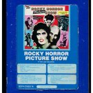 Rocky Horror Picture Show - Soundtrack 1975 GRT ODE A33 8-TRACK TAPE