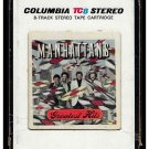 The Manhattans - The Manhattens Greatest Hits 1980 CBS A33 8-TRACK TAPE