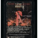 Neil Young - Live Rust 1979 WB A33 8-TRACK TAPE