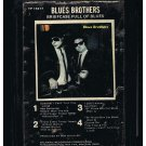 The Blues Brothers - Briefcase Full Of Blues 1978 Debut ATLANTIC A33 8-TRACK TAPE