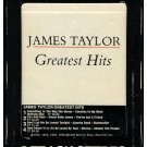 James Taylor - Greatest Hits 1976 WB A33 8-TRACK TAPE