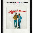Loggins and Messina - The Best Of Friends 1976 CBS A51 8-TRACK TAPE