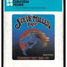 Steve Miller Band - Greatest Hits 1974-78 1978 CRC CAPITOL A51 8-TRACK TAPE