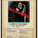 James Brown - Sex Machine 1970 GRT KING A7 8-TRACK TAPE