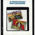 The Beach Boys - L.A. Light Album 1979 CBS BROTHER A15 8-TRACK TAPE