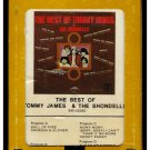 Tommy James & The Shondells - The Best Of 1969 GRT ROULETTE A17C 8-TRACK TAPE