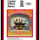 The Beatles - Magical Mystery Tour 1967 CAPITOL A29A 8-TRACK TAPE