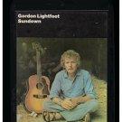 Gordon Lightfoot - Sundown 1973 WB A18D 8-TRACK TAPE