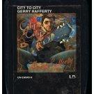 Gerry Rafferty - City To City 1978 UA A18C 8-TRACK TAPE