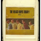 The Beach Boys - Today! 1965 CAPITOL A18C 8-TRACK TAPE