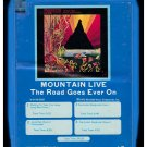 Mountain - The Road Goes Ever On 1972 GRT WINDFALL A12 8-TRACK TAPE