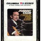 Johnny Cash - I Walk The Line 1964 CBS A18E 8-TRACK TAPE