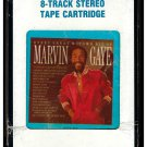 Marvin Gaye - Every Great Motown Hit Of Marvin Gaye 1983 CRC MOTOWN A18E 8-TRACK TAPE