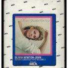 Olivia Newton-John - Olivia's Greatest Hits Volume 2 1982 MCA A18F 8-TRACK TAPE