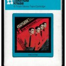 Kraftwerk - The Man-Machine 1978 CRC CAPITOL A18F 8-TRACK TAPE