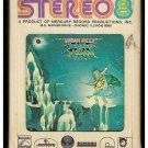 Uriah Heep - Demons And Wizards 1972 MERCURY AC4 8-TRACK TAPE