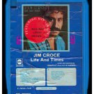 Jim Croce - Life And Times 1973 GRT ABC Quadraphonic A17A 8-TRACK TAPE