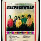Steppenwolf - Steppenwolf 1968 Debut GRT DUNHILL A21A 8-TRACK TAPE