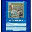 Pete Seeger - The Essential Pete Seeger 1978 GRT VANGUARD AC1 8-TRACK TAPE