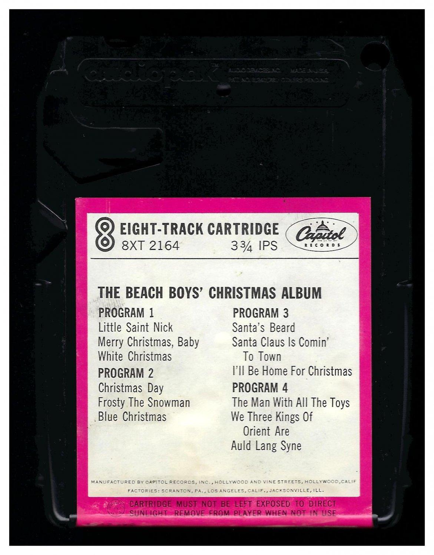 The Beach Boys - Christmas Album 1964 CAPITOL A29A 8-TRACK TAPE