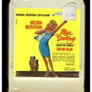 Illya Darling Melina Mercouri - Original Cast Recording 1967 UA LEAR AMPEX Sealed A2 8-TRACK TAPE
