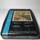 Restore Your Own -  Commodores Natural High AS-IS 8-TRACK TAPE