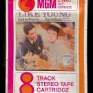 David Rose & Andre Previn - Like Young 1965 MGM LEAR AMPEX Sealed A30 8-TRACK TAPE