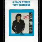 Michael Jackson - Bad 1987 CRC EPIC Sealed A30 8-TRACK TAPE