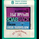 The Tokens / The Happenings - Back To Back 1967 AMPEX LEAR BTPUPPY Sealed A30 8-TRACK TAPE