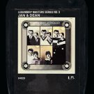 Jan & Dean - Legendary Masters Vol 3 1971 UA A30 8-TRACK TAPE