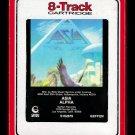Asia - Alpha 1983 RCA GEFFEN A32 8-TRACK TAPE