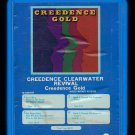 Creedence Clearwater Revival - Creedence Gold 1972 GRT FANTASY A41 8-TRACK TAPE