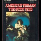 The Guess Who - American Woman 1970 RCA Sealed A17B 8-TRACK TAPE