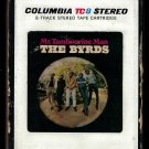 The Byrds - Mr. Tambourine Man 1965 Debut CBS A17B 8-TRACK TAPE